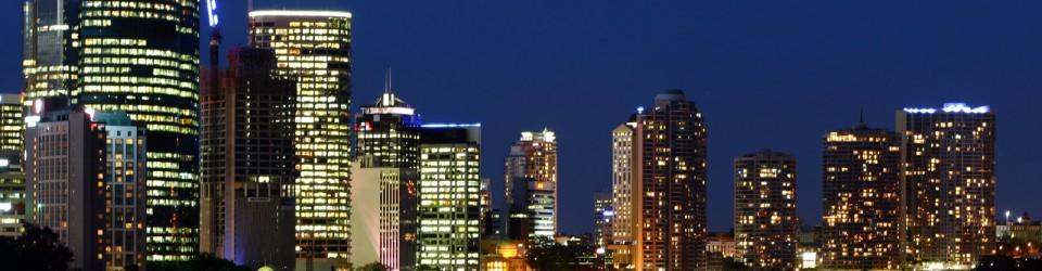 Brisbane_City_Night