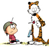 Calvin&HobbesDartWarGames