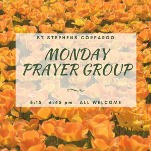 Monday prayer group